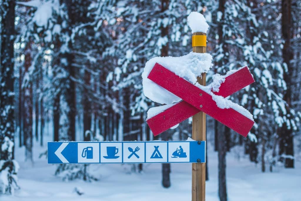 Webbyrå Mediamakarna Grip lanserar ny webbplats till Vemdalens snöskoterklubb.