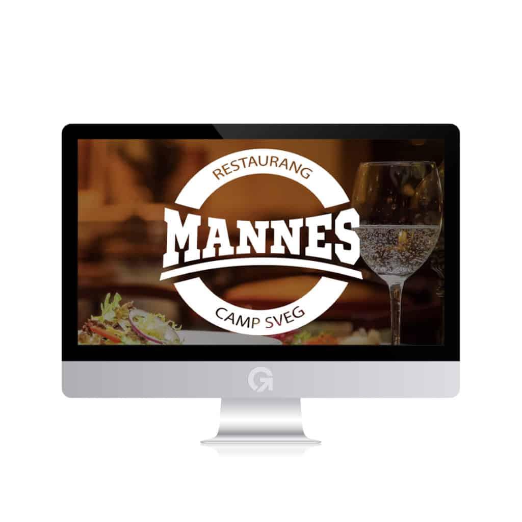 Mannes Krog i Sveg - en hemsida utvecklad och driftad av Webbyrå Mediamakarna Grip - Vi hjälper kunder över hela landet att synas med en professionell hemsida.