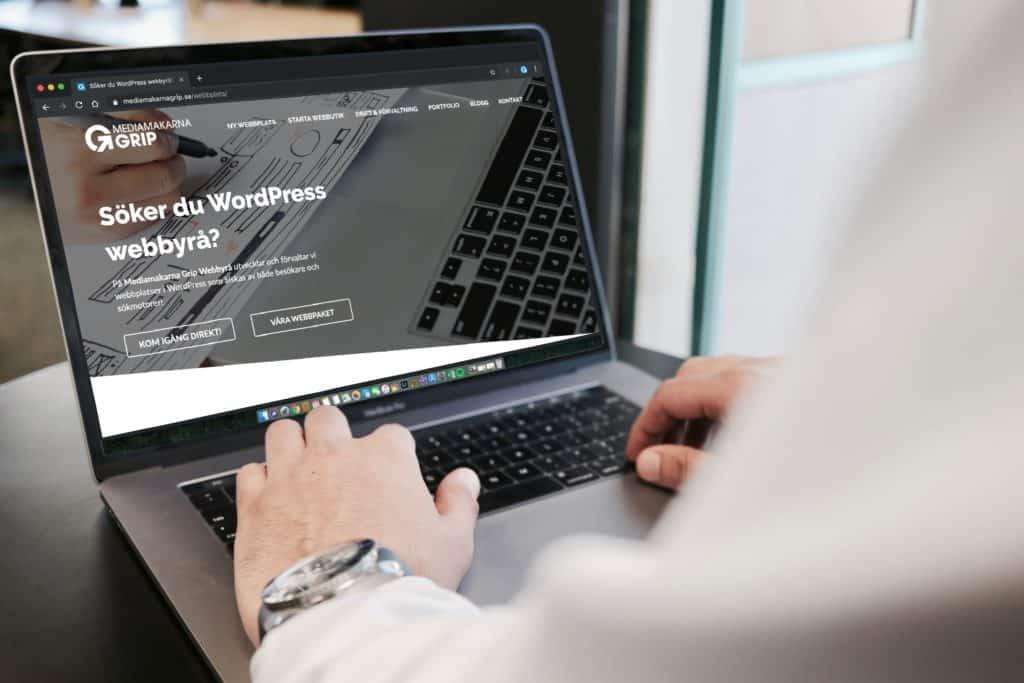 Fem skäl att anlita en liten webbyrå