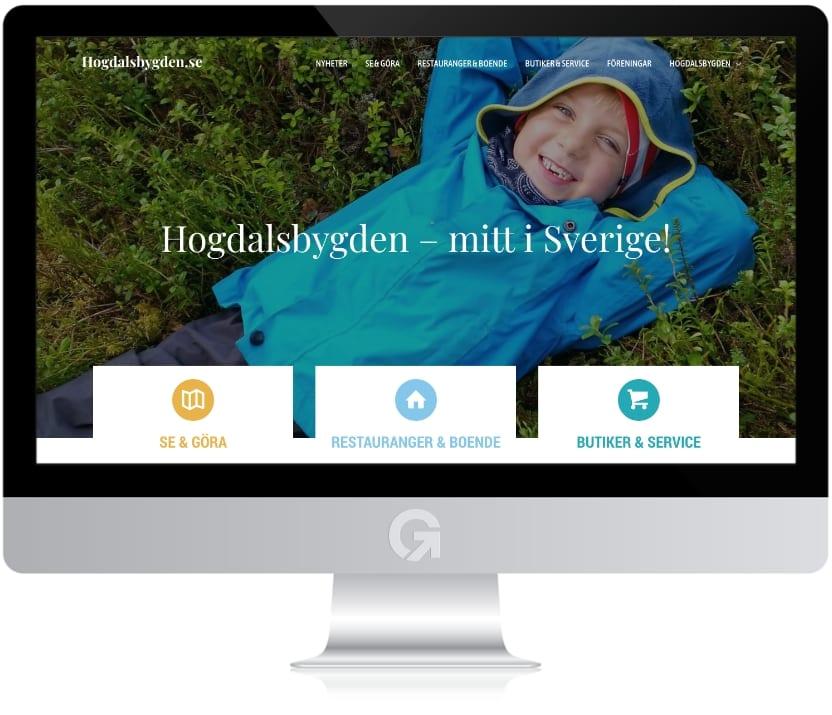 Framtid Hogdal - en hemsida utvecklad och driftad av Webbyrå Mediamakarna Grip - Vi hjälper kunder över hela landet att synas med en professionell hemsida.