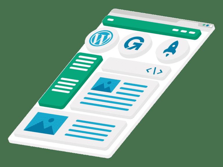 WordPress webbyrå.