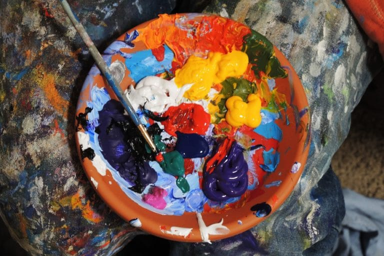Färg är ett av de mest kraftfulla verktygen i webbdesign – Mediamakarna Grip Webbyrå